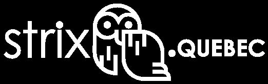 [logo STRIX blanc]