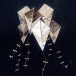 Origami création cerfs-volants