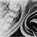 Jean Villemaire, Barbots dix (1994). Rotation 90°.