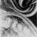 Jean Villemaire, Barbots dix (1994). Rotation 180°.